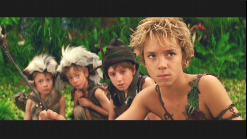 Peter Pan Movie Review   Plugged In         Characters     The Darling Family                         Mr  Darling Mrs   Darling Wendy Darling John Darling Michael Darling Aunt Millicent